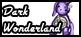 """""""Dark Wonderland"""""""